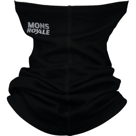Mons Royale Daily Dose Neckwarmer Black / Reflective